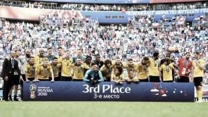 Análise: Bélgica neutraliza Inglaterra e confirma terceiro lugar