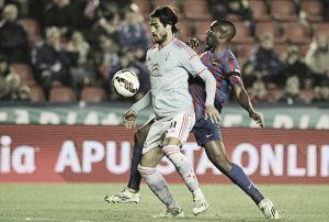 """Larrivey: """"El penalti es muy claro, el árbitro nos perjudicó"""""""