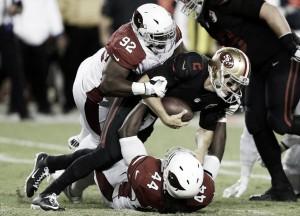 Los errores castigan con una derrota a los 49ers