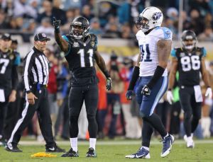 Where Does Marqise Lee Stand on the Jaguars Wide Receiving Core?