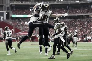 Los Angeles Rams defeat Arizona Cardinals 17-13 to move to 3-1