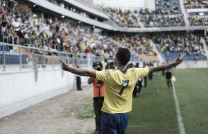 Cádiz 3 - 1 Arroyo: el Cádiz se reencuentra con la victoria