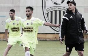"""Cesar """"Mago"""" Martínez se sumó a las filas del Deportivo Táchira"""