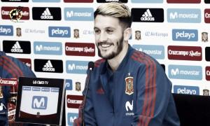 """Luis Alberto: """"Ir a la selección es lo mejor que me ha pasado en el fútbol"""""""