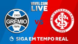 Resultado Grêmio 2x0 Internacional pelo Campeonato Gaúcho 2018