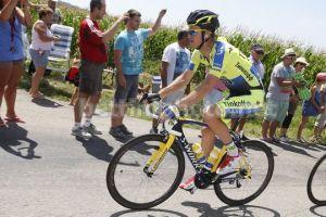 Tour de France 2014, 16a tappa: impresa di Rogers, Nibali controlla, Pinot da podio
