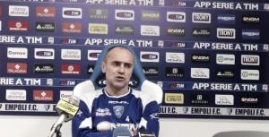 "New Empoli coach Martusciello ""never expected"" the job"