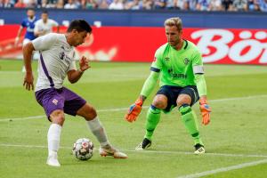 Fiorentina, crollo verticale alla Veltins Arena: lo Schalke vince 3-0 in amichevole