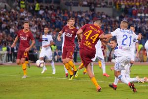 """Roma-Atalanta, Di Francesco nel post-gara: """"Nel primo tempo troppo brutti per essere veri"""""""