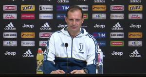 """Juve, Allegri alla vigilia del derby: """"Torino ora più solido, Dybala dalla panchina"""". E su Mandzukic..."""