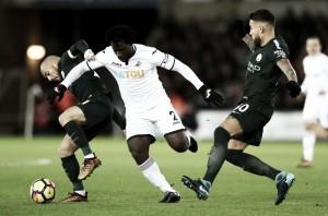 Premier League - Il Man City non sbaglia mai: doppietta di David Silva, 0-4 in casa dello Swansea