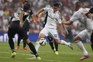 Precios de las entradas para el partido Córdoba CF - Real Madrid