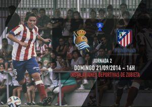 Real Sociedad - Atlético de Madrid Féminas: en busca de la primera victoria de la temporada