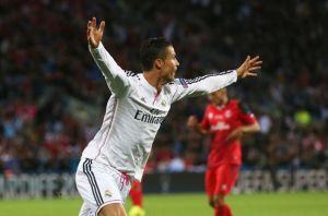 Cristiano alcanza los 70 goles en Europa