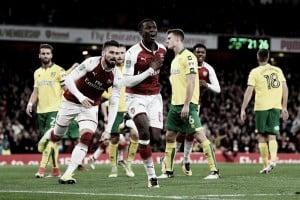 EFL Cup - Arsenal in crisi, Nketiah lo salva: Norwich battuto per 2-1 ai supplementari