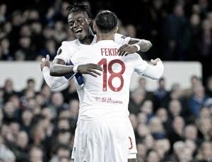El Lyon se hace fuerte en suelo inglés