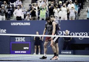 """Nadal: """"Lo siento por Dominic, es uno de mis mejores amigos en el tour"""""""