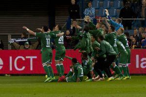 El Groningen arrolla al Vitesse para entrar en la final del play-off por Europa League