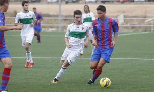 Resumen de las categorías del Levante UD: los juveniles, imparables