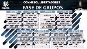 Los equipos Venezolanos ya conocen su futuro en Libertadores.