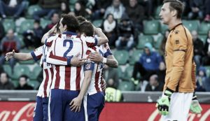 El Atlético de Madrid se pone el traje de campeón