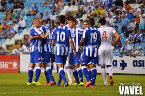 El Deportivo convence bajo la batuta de Fariña