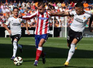 Las claves de la derrota del Atlético de Madrid en Mestalla