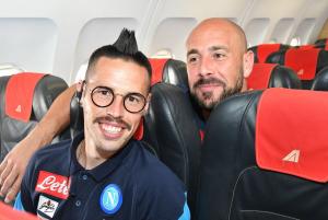 """Napoli - Hamsik non si nasconde: """"Potrei andare in Cina"""". Jorginho sempre più vicino al City"""