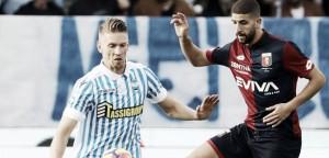 Serie A - SPAL, cuore e... Antenucci: battuto un buon Genoa (1-0)