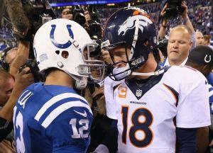 Los Colts superan a los Broncos en un duelo de alumno y maestro