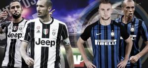 Verso Juventus-Inter - Colori diversi, solidità comune: il confronto delle due difese