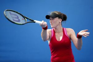Madison Brengle Continues the Upset Trend in Stuttgart, Defeats Caroline Garcia in Three Sets