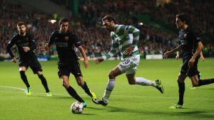 """Busquets: """"El Celtic siempre nos lo pone difícil"""""""