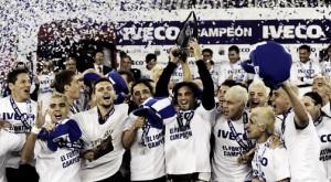 En el 2011, Vélez salía campeón