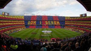 برشلونة يودع الليغا !