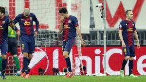 Serial Bayern de Múnich - FC Barcelona (12/13): donde las dan, las toman