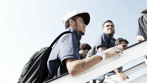 El FC Barcelona ya se encuentra concentrado en Almería
