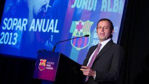 """Rosell: """"Quiero pensar que no es una persecución organizada contra el Barça"""""""