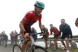 Niente Vuelta per Horner