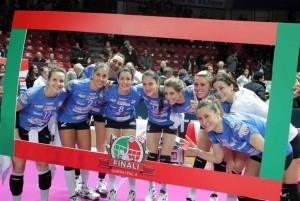 La storia della Coppa Italia di volley femminile