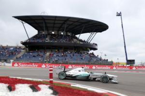 Allemagne Qualifs : Hamilton prend le taureau par les cornes