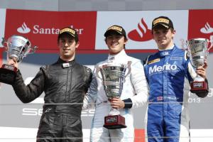 GP2/GP3 - Nürburgring Les résultats du week-end