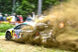 WRC - Finlande Etape 2 : Ogier frappe fort