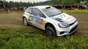 WRC - Finlande Etape 3 : Ogier parmi les grands