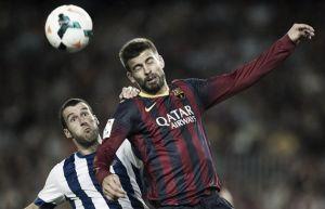 """Piqué: """"Sabemos cómo funciona el Barça, cuando ganas, además tienes que jugar bien"""""""