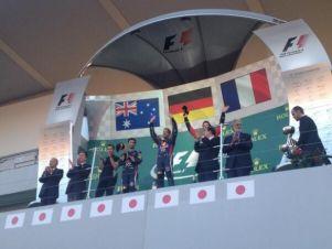 Japon : La patience récompensée de Vettel