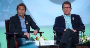 """Capello apre a Conte: """"Juve più forte della mia"""""""