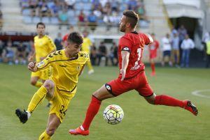 Un sólido Oviedo vence al Deportivo de la Coruña