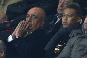 """Galliani: """" Triste il Milan al decimo posto ma ci rialzeremo"""""""