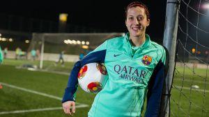 Jennifer Hermoso ficha por el Barcelona